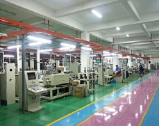 The production workshop