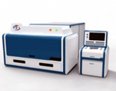 Fully automatic continuous electron beam welding equipment
